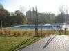 Duży basen w Parku Szczęśliwickim