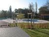 Zjeżdżalnia oraz brodzik - basen szczęśliwice