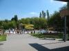 Basen w Parku Szczęśliwickim - lipiec 2011
